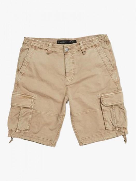 Gabba rufo cargo sand shorts