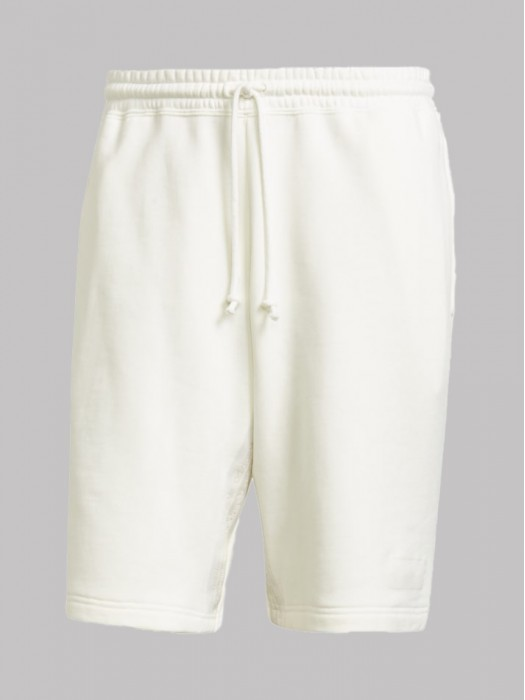 Adidas R.Y.V. off white shorts with subtle taped sides