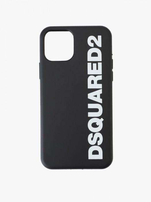 DSQUARED2 LOGO iPHONE 11 PRO CAGE bl