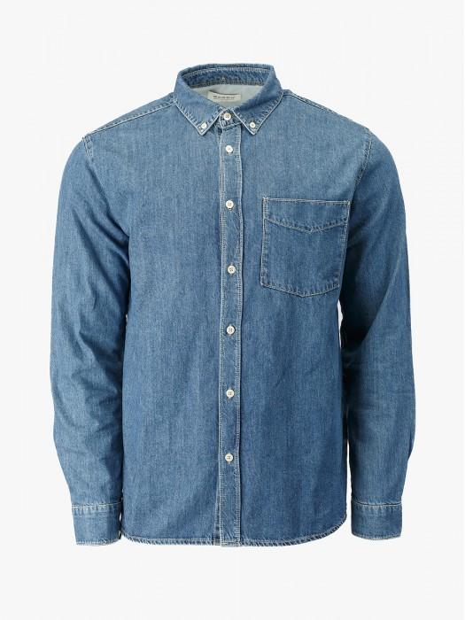 Gabba Ranger blue denim shirt