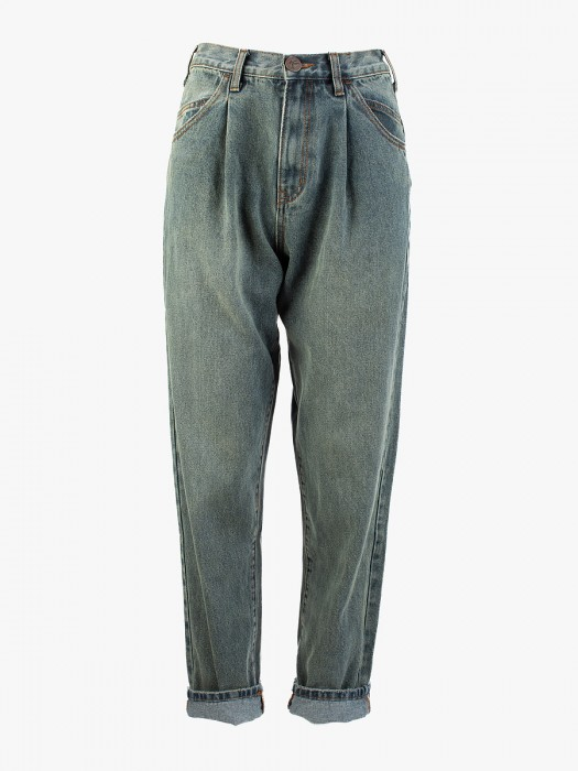 One teaspoon smiths high waist trouser jean