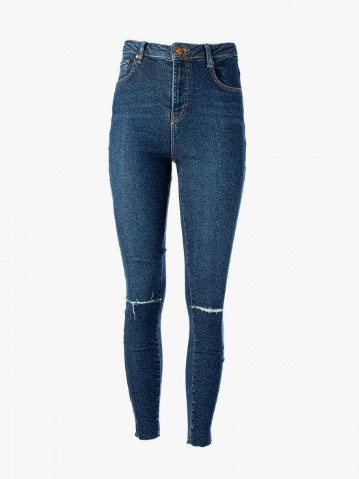 One teaspoon super high waist freebirds II denim pant